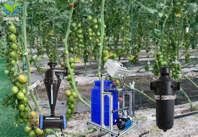 百时合农业推荐滴灌水肥一体化系统必用的五大法宝