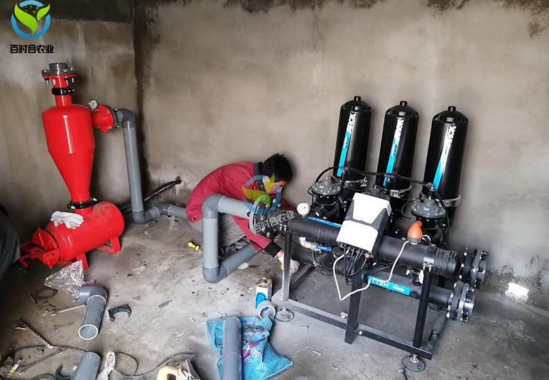 使用水肥一体机必须知道的几条安装注意事项!